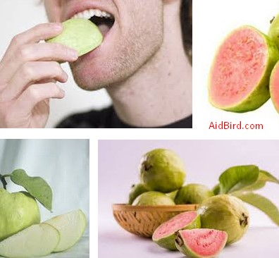 How to eat guava