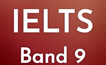 ielts writing band 9